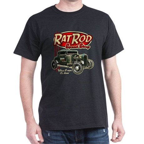 Rat Rod Speed Shop T-Shirt