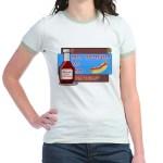 Love Ketchup! Jr. Ringer T-Shirt