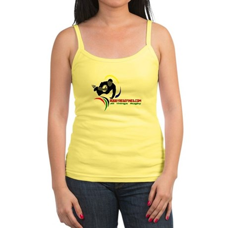 Rugby Redefined Jr. Spaghetti Tank