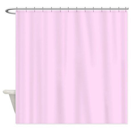 Pink And White Shower Curtain. Light Pink Shower Curtain