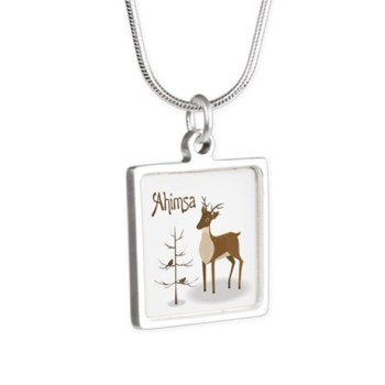 ahimsa necklace