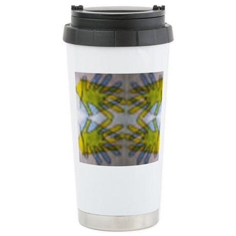 Middle Hand Ceramic Travel Mug