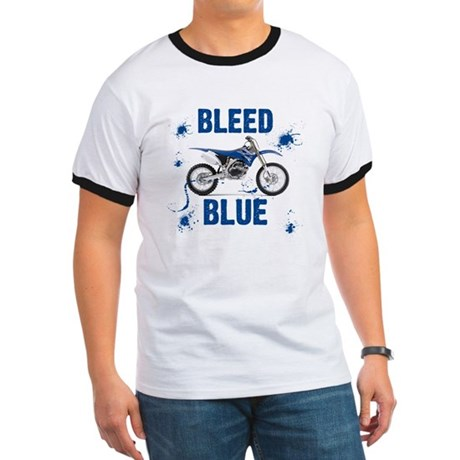 2-Bleedblue.png T-Shirt