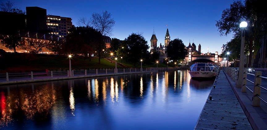 Capital Illumination Plan | Plan lumière de la capitale