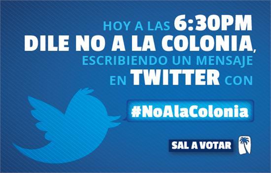 #NoalaColonia