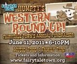 Fairytale Town's annual fundraiser, June 11