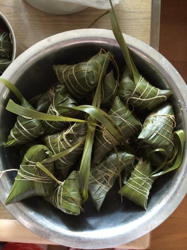 怎樣煮粽子好吃-