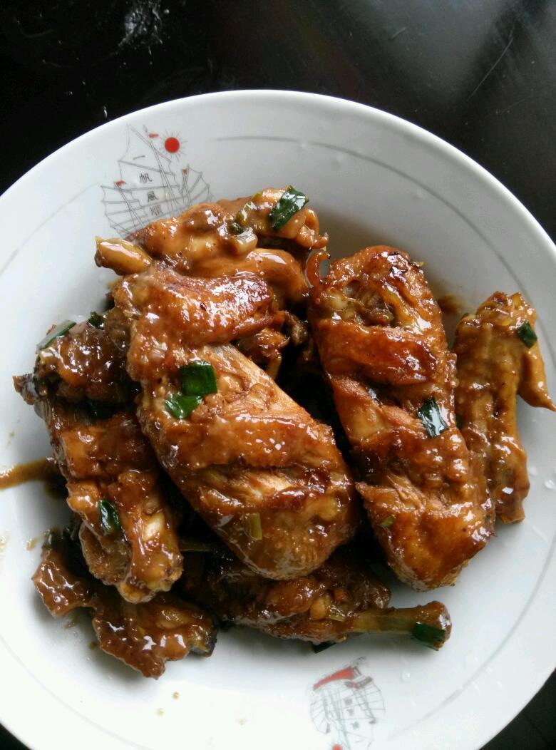 """可樂雞翅的做法_【圖解】可樂雞翅怎么做好吃_""""丹姿""""_家常做法大全_豆果美食"""