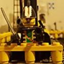 Chaîne LEGO du capitaine Xavier