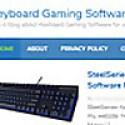 Keyboard Gaming Software » Logitech