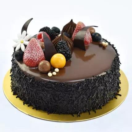 Fudge Cake 8 Portion In Uae Gift Cake Fudge Cake Chocolate Cake