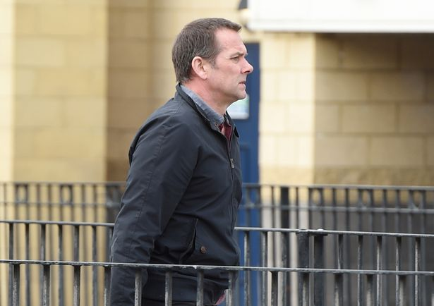 Ian Malcolm Hadden from Bishop Auckland who appeared at Teesside Magistrates accused of unfair trading