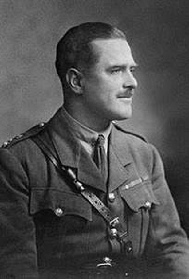 Major Richard Raymond Willis, from Woking, was one of the famous 'six before breakfast' Victoria Cross recipients following one morning of fighting in the First World War's Gallipoli campaign in 1915