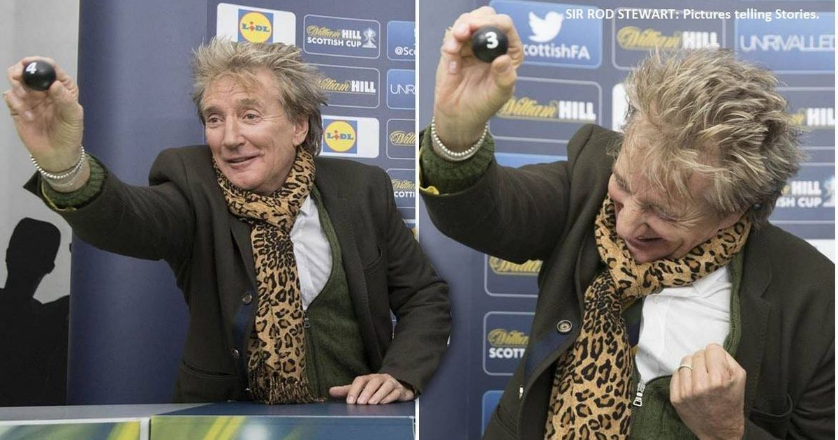 Image result for rod stewart cup draw