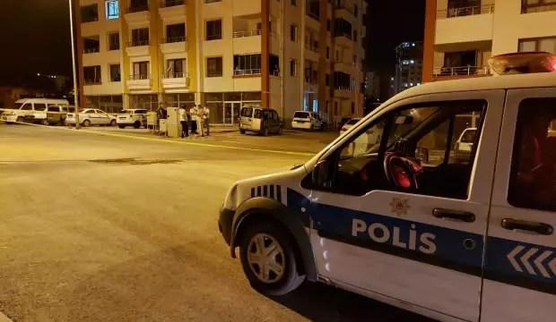 Kayseri'de tabancayla vurulan kişi ağır yaralandı 1