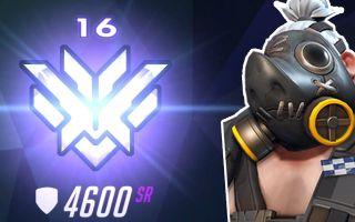 【守望先锋】Cyx:REACHING 4600 SR