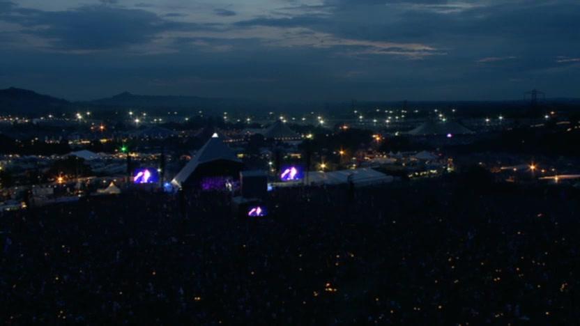 LiveBlur Live At Glastonbury Festival 2009_