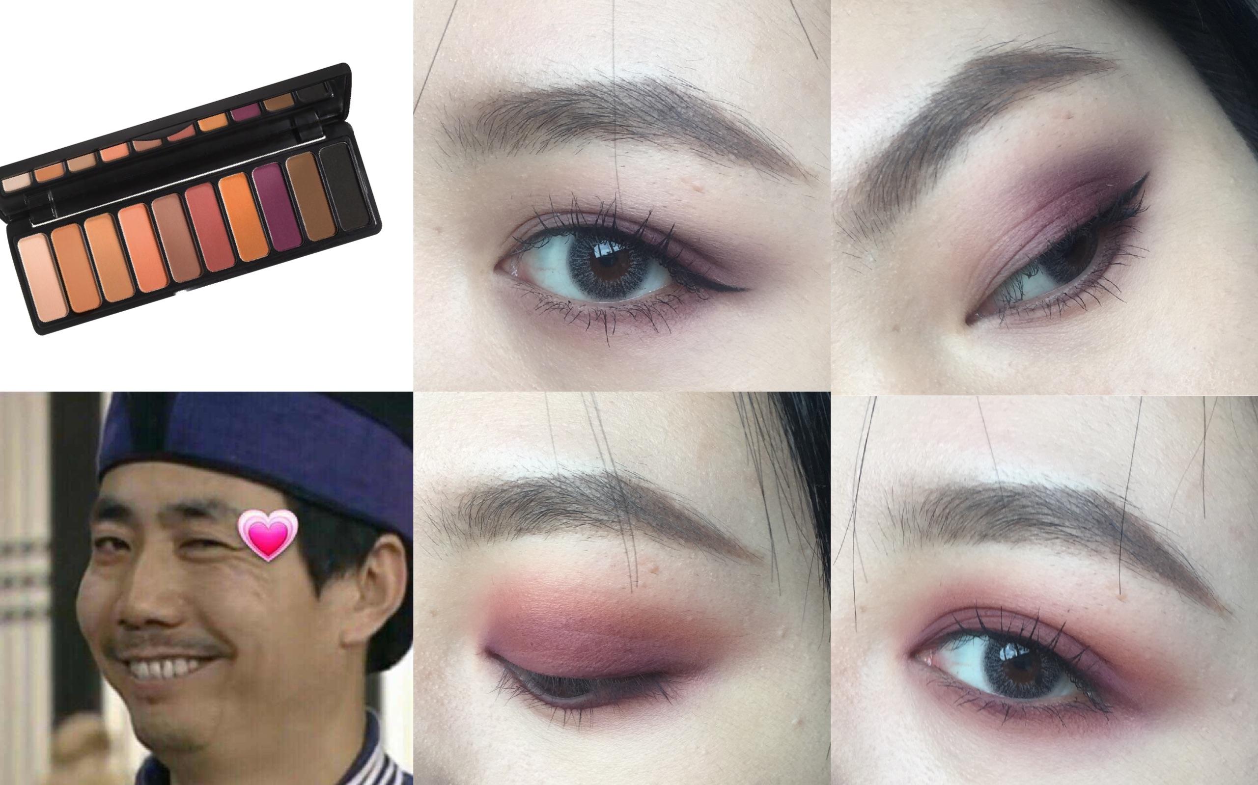 [郭享耳兒]elf2代眼影2種畫法&紫色眼影的畫法(不同色調過渡色對眼影的影響) 下載(AV12396743)-美妝-時尚-看嗶哩嗶哩-bilibili日報 視頻下載