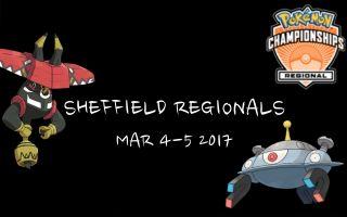 【谢菲尔德R赛】英国VGC`17 Sheffield Regional Championships  POKEMON VGC2017