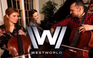 【钢琴+大提琴】西部世界 主题曲 Westworld Main Theme 简介附视频原版曲谱链接