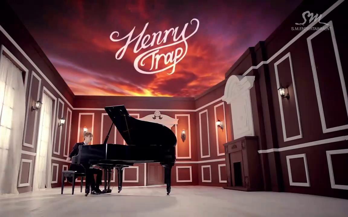 Henry - Trap[韓語]_嗶哩嗶哩 (゜-゜)つロ 干杯~-bilibili
