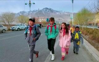 【中国塔吉克族】中国少数民族小女孩,塔吉克族