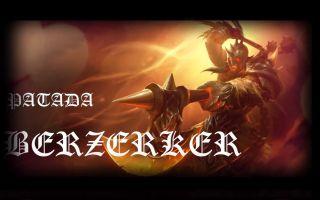 【搬运】WVW新版狂战士-狂狂狂(5.1发布)Roaming Berzerker-Massive OverDmg