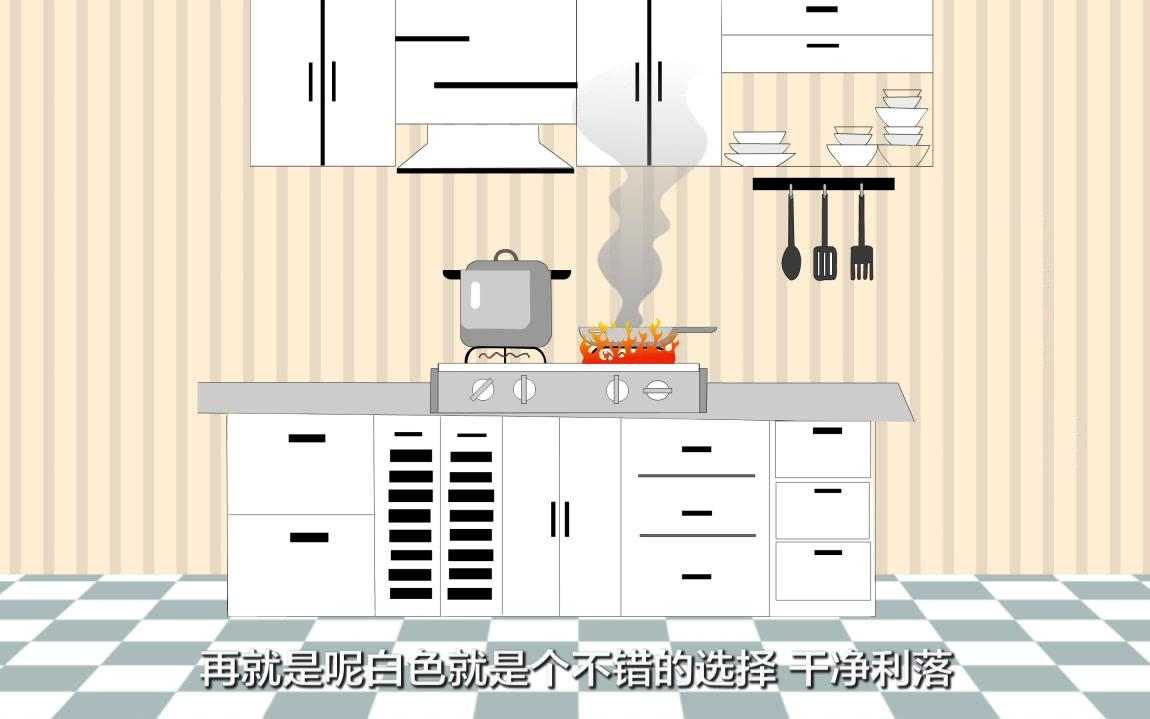 kitchen cabinets atlanta contemporary designs 6 厨房装修效果图 从材料到设计 今天全都教给你 哔哩哔哩 つ つロ干杯 bilibili
