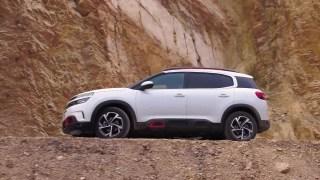 【汽车】2019款 雪铁龙 С5 Aircross SUV  - 现代和高科技