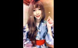 对于穿和服的日本小姐姐,完全没有抵抗力啊!!