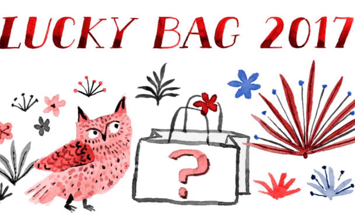 BeautyLish Lucky Bag福袋開箱 | 2017.01.24_嗶哩嗶哩 (゜-゜)つロ 干杯~-bilibili