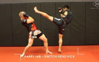 """【技术教学演示】UFC""""牛仔""""唐纳德·塞罗尼 常用的4种高扫技术"""
