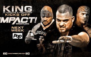 【高清中字】【iMPACT.Wrestling】2018.07.05