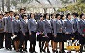 在朝鲜留学 吃中国菜用苹果手机 不用戴领袖徽章