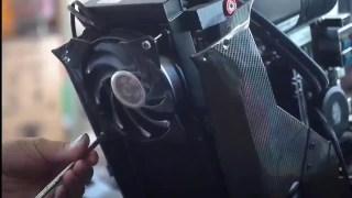 MOD雅马哈暴力摩托水冷电脑YAMAHA YZF R1M - JMDF