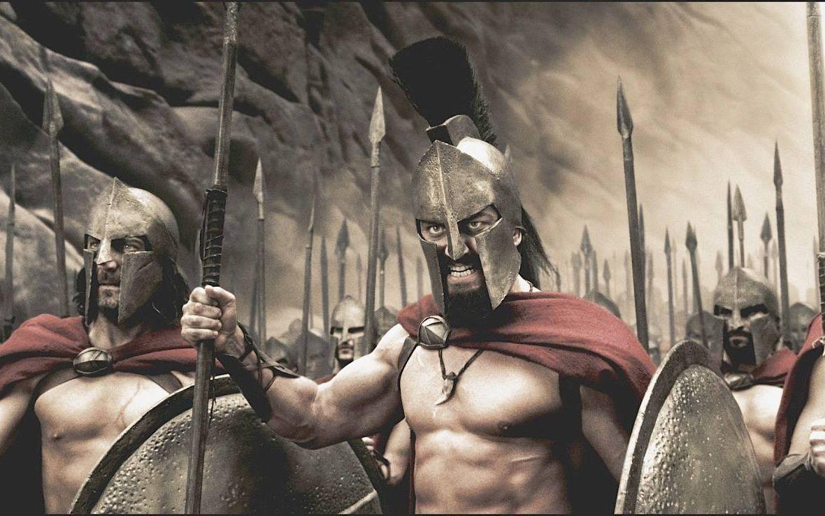 【小豆盤點】電影中讓人熱血沸騰的戰爭場景(第一期):斯巴達300勇士,指環王2,勇敢的心_嗶哩嗶哩 (゜-゜ ...