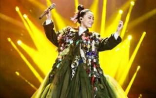 谭晶、韩磊《百年歌声世纪回响》