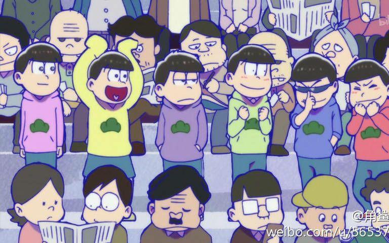 阿松先生 超時空美少年系列 16集_綜合_動畫_bilibili_嗶哩嗶哩