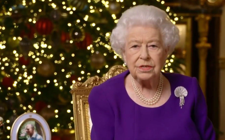 英國女王2020圣誕致辭:新黎明下的希望_嗶哩嗶哩 (゜-゜)つロ 干杯~-bilibili
