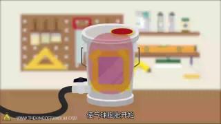 【中文字幕】吸吮充气气球