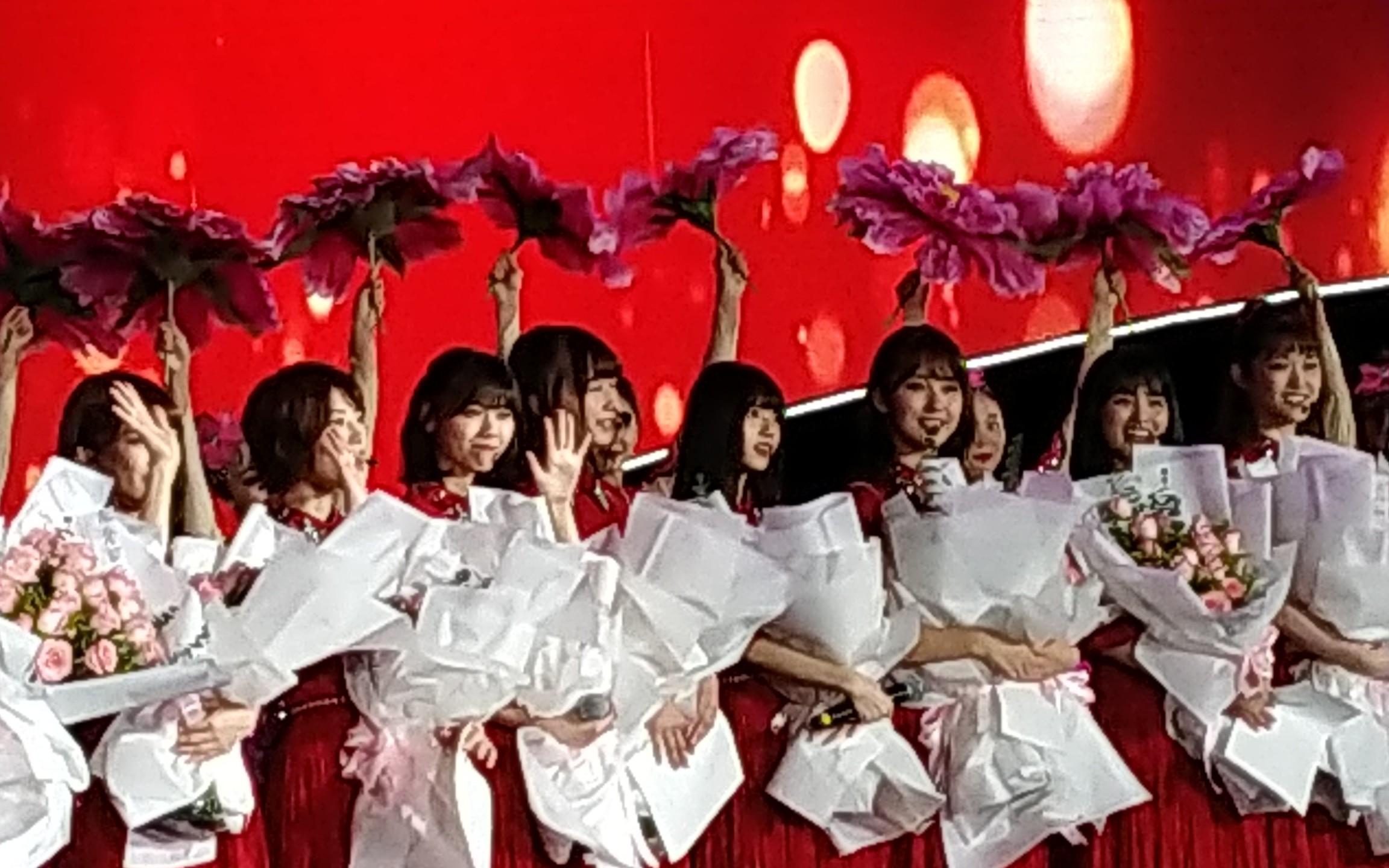 乃木坂46的西安演唱會♬︎*(๑ºั╰︎╯︎ºั๑)♡︎_嗶哩嗶哩 (゜-゜)つロ 干杯~-bilibili