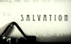 【EC/AU】SALVATION(文艺预警!请阅读剧情说明/最好看下长微博)
