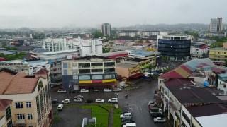 马来西亚海岛小城,感觉回到了中国,处处是中文