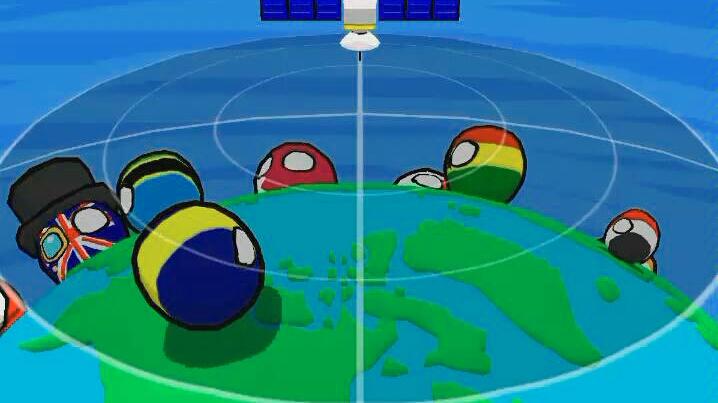 《波蘭球 末世維穩》真是核平的一天啊。(輻射結局)_嗶哩嗶哩 (゜-゜)つロ 干杯~-bilibili