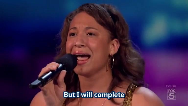 海選就知道冠軍非她莫屬!Beyonce《Listen》最佳翻唱!X Factor當季冠軍Melanie Amarro【外國音樂綜藝2】_嗶哩嗶哩 ...