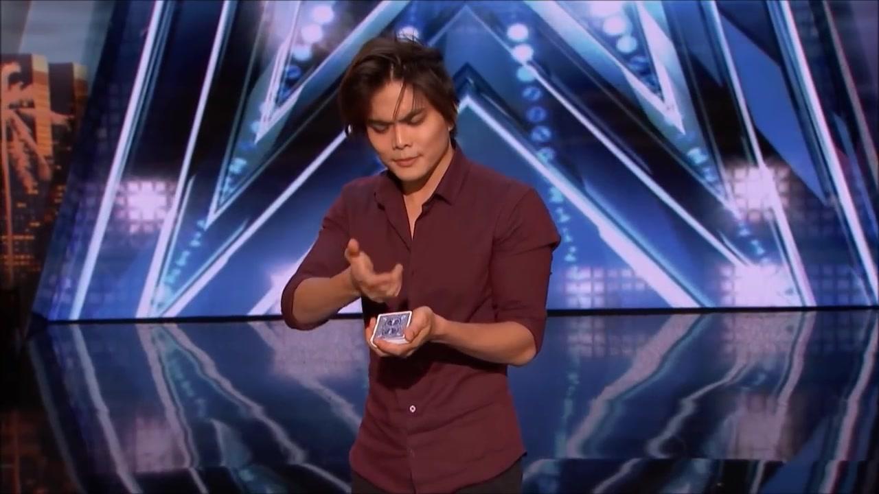 【中字】2018《美國達人秀》冠軍Shin Lim比劉謙還厲害的紙牌魔術合集_嗶哩嗶哩 (゜-゜)つロ 干杯~-bilibili