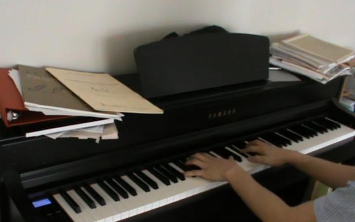 【鋼琴 / 原創】 狼王夢 (伴奏版) 【Mimi】_嗶哩嗶哩 (゜-゜)つロ 干杯~-bilibili