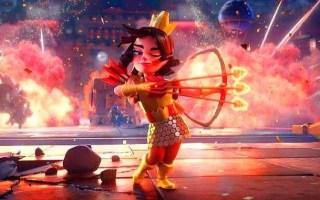 [皇室战争]-公主加火球的绝妙配合
