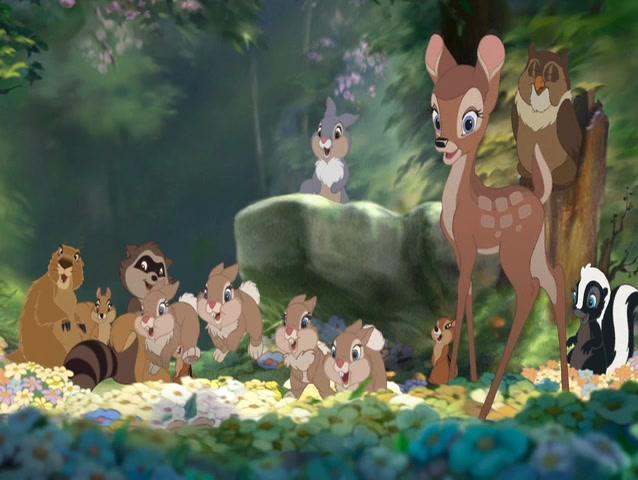 小鹿斑比2 Bambi 2 (2006)_嗶哩嗶哩 (゜-゜)つロ 干杯~-bilibili