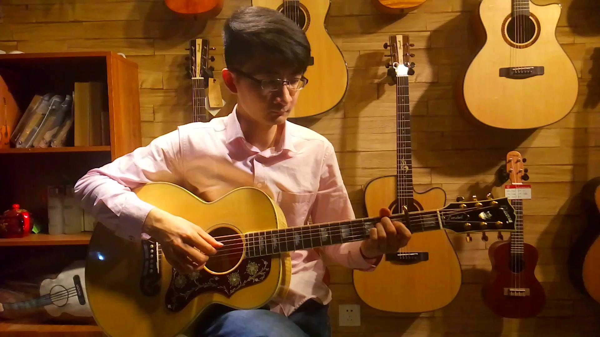 【指彈吉他】《奇妙能力歌》指彈改編版_演奏_音樂_bilibili_嗶哩嗶哩